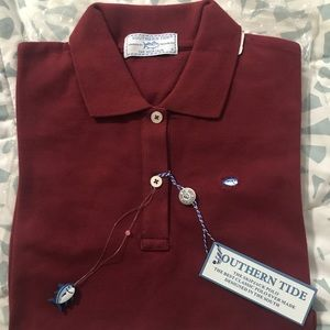 "Southern Tide Women's ""The Classic Skipjack Polo"""